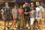 Firang Fans come calling to Maharana Pratap