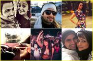 TV celebs are HOLIDAYING this New Year
