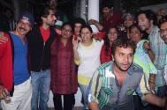 Humsafars actors surprise crew with a happening