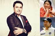 Kapil wants Lata and Sachin on Comedy Nights