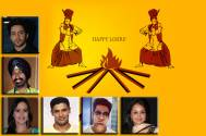 TV stars gripped with Lohri fever