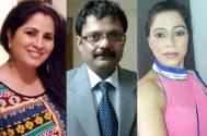 Pratichi Mishra, Atul Shrivastav and Meena Mir