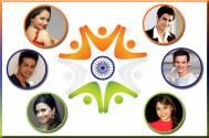 TV stars take a PLEDGE this Republic Day