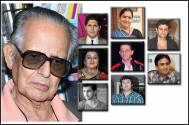 Television Celebs mourn R K Laxman