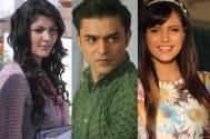 Mohit Abrol, Jasmine Avasia and Resham