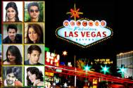TV Celebs spend a day in Las Vegas