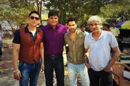 Varun Dhawan to promote Badlapur in CID