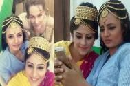 Ankita Sharma and Prinal Oberoi spend V-Day together