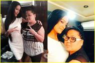 Poonam Pandey and Bharti Singh in Life OK