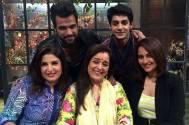 Sonakshi, Rithvik and Karan in Colors
