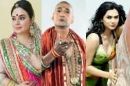 Shalini Kapoor, Nagesh Salwan and Akanksha Chamola