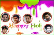 TV actors choose female actresses to play Holi with...