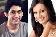 Aniruddh Singh and Priya Shinde