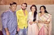 Abhay Bhargava, Karan Patel, Ankita Bhargava and Kiran Bhargava