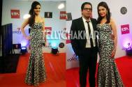 Twin Effect: Pooja Gor and Monica Bedi caught in identical dress