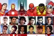 TV actors pick their favourite superheroes