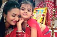 Divyanka Tripathi and Ruhaanika Dhawan