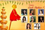 Happy Gudi Padwa, wish Marathi TV actors