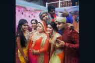 Pratyusha Banerjee, Tina Dutta, Usha Nadkarni in Life OK