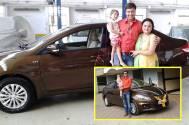Sachin Parikh and family