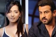 Meghna Naidu and Ronit Roy