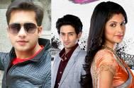 Mudit Nayar, Megha Chakraborthy and Yuvraaj Malhotra