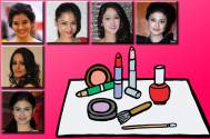 TV beauties share their make-up tips
