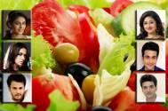TV celebs on healthy summer foods
