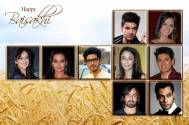 Happy Baisakhi wish Punjabi TV celebs