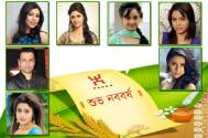 Bengali TV actors celebrate Nabo Barsho
