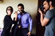 Paras Chhabra SHOOTS good friend Abhinav Kapoor!