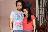Emraan Hashmi and Smilie Suri