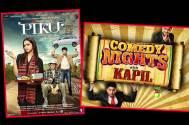 Piku cast on Comedy Nights With Kapil