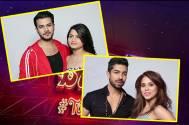 Jay Soni and Pooja Shah, Sana Saeed and Deepesh Sharma
