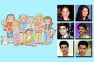 #FamilyDay: TV celebs and their