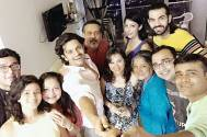 Reunion for Yahaan Main Ghar Ghar Kheli team
