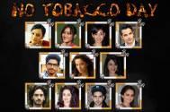 #WorldNoTobbacoDay: TV stars say NO to tobacco
