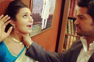 Divyanka Tripathi and Amit Tandon