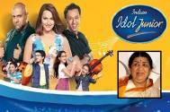 Lata Mangeshkar praises talent of 'Indian Idol Junior'