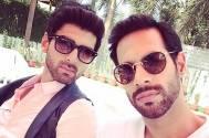 Akshay Dogra and Manish Nawani