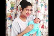Neha Narang blessed with a baby boy