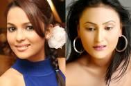 Chitrashi Rawat and Sapna Sikarwar