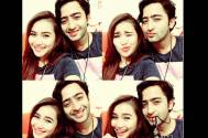 Shaheer Sheikh and girlfriend Ayu Ting Ting