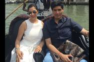 Sophie Choudry and Manish Malhotra