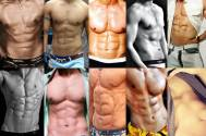 Guess these TV Celebs from their HOT Six Pack Abs