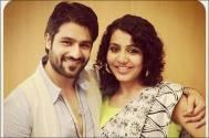 Sunny Hinduja with his long time sweetheart Shinjini Raval
