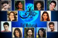 'Eid Mubarak'...wish TV Celebs