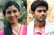 Sakshi Tanwar and Yash Sinha