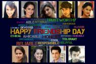 #FriendshipDay Special: Dost Ho Toh Aisa, say TV stars