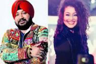 Daler Mehndi and Neha Kakkar